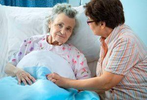 Yatılı Yatalak Hasta Bakıcı