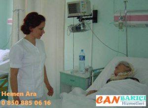 İzmir'de Hasta Bakıcı İşe Alınacaktır