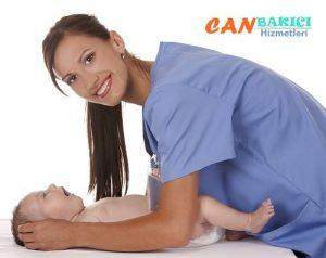 Bebek Bakımı İçin Hemşire