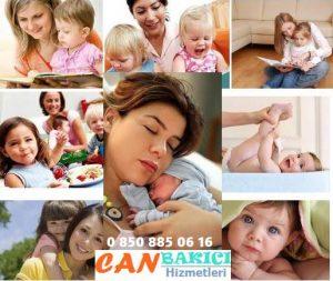 Gaziemir'de Çocuk Bakıcısı İşe Alınacaktır
